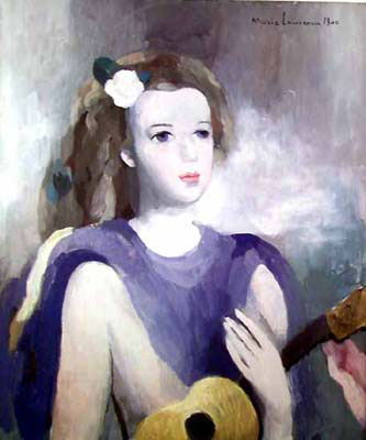 Favori Tableaux de Marie Laurencin | Le Proscenium RG87